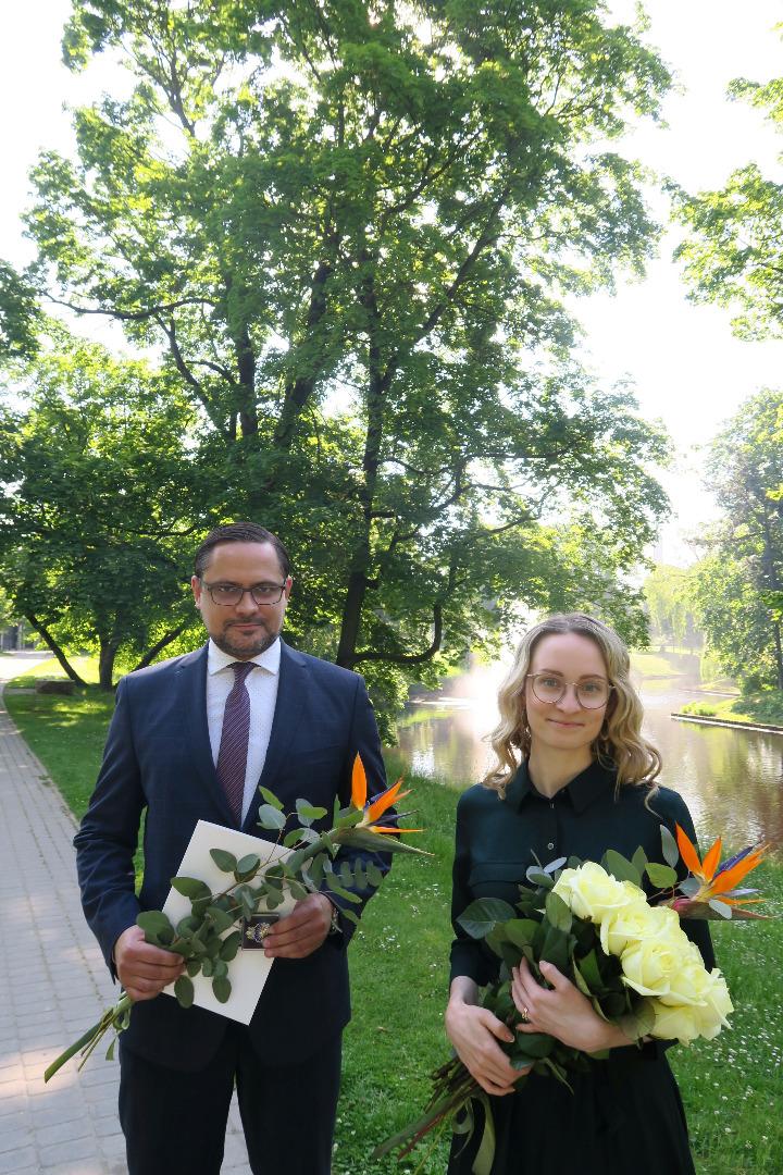 2021.gada 10.jūnijā ģenerālprokurors Juris Stukāns pieņēmis divu jaunu prokuroru zvērestus